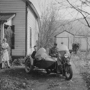Bill Naomi Motorcycle 2